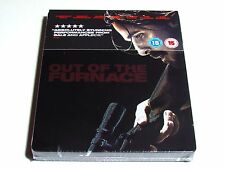 OUT OF THE FURNACE BLU-RAY STEELBOOK UK EXCLUSIVE LIMITED EDITION NEW OOP RARE!