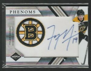 2009-10 Limited Phenoms Tyler Seguin 259/299 Auto RC