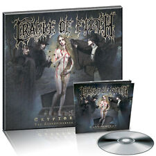 CRADLE OF FILTH-CRYPTORIANA-THE SEDUCTIVENESS OF DECAY mailorder edition