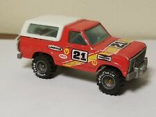 Hot Wheels 1980 Vintage Real Riders Ford Bronco 4-Wheeler Rubber Goodyear Tires