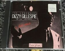 The Legendary Dizzy Gillespie Big Band ‎– Live, 1946 CD NM 1991