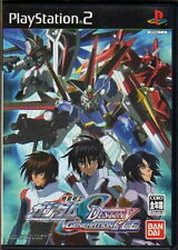 PS2 Mobile Suit Gundam Seed Destiny: Generation of C.E. PlayStation #SLPS-25549