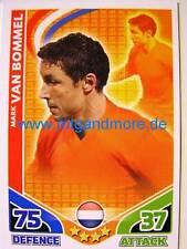 Match Attax World Stars - Mark van Bommel - Niederlande