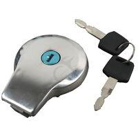GAS Cap LOCK FOR YAMAHA VIRAGO XV535 XV1100 XV240 XV250  XJ550 SR500 SR250 NEW