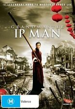 Grandmaster Ip Man NEW R4 DVD