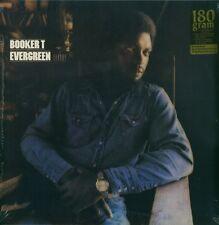 BOOKER T - Evergreen - LP VINILE 180 GRAM SIGILLATO SEALED