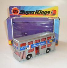 Matchbox Superkings, K-15, The Londoner Bus, Superb.