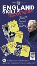 England Skills Uncovered Soccer DVD