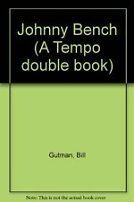USED (GD) Johnny Bench (A Tempo double book) by Bill Gutman