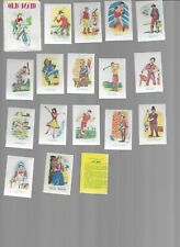 OLD MAID GAME MINI-SIZE