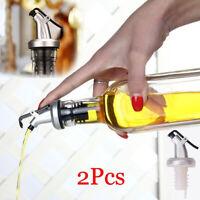 de la botella de tapón Dispensador de licores Pulverizador de aceite de oliva