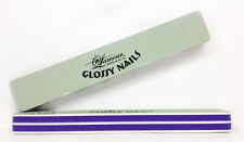 Lamour - Glossy Nail Jumbo Buffers Size Large 7 inches - 2 counts