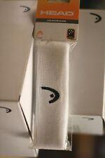 Head Racquetball Headband Sweatband White Color, One Set