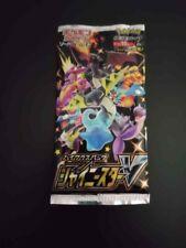 Pokemon cards carte pokemon shiny v star booster pack busta 11 carte charizard V