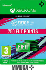 FIFA 19 FUT Points 750 - Xbox One Version - Ultimate Team - 750 FUT Points Code