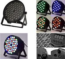 Faro LED multicolor,strobo,fasci di luce colorata a ritmo di musica.PAR DMX512