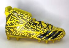 the latest 2a464 f3605 Adidas Freak X Kevlar Dipped Football Cleats Yellow Black b42591 Men s Size  11.5