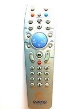 COMPRO TECHNOLOGY PCTV CARD REMOTE CONTROL for DVBT300 DVBT750