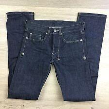 Ksubi Dee Dee Raw Indigo Men's Jeans Size 28 As New W31 L34.5 (O10)