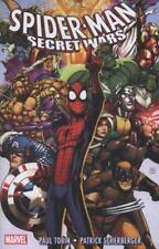 Spider-Man and the Secret Wars (2010, Paperback)