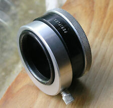 LTM  L39 m39  thread Lens infinity and coverage checker