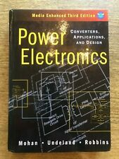 Power Electronics : Converters, Applications, and Design by William P....