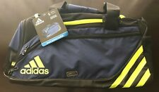 Adidas Team Speed Small Duffel Bag Blue/Black/Lime