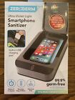 ZEROGERM Ultra-Violet Light Smartphone Sanitizer Sealed New In Box.