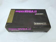 Super RVGA II Renaissance GRX Performance Graphics Card