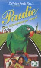 PAULIE - EEN EIGENZINNIGE VOGEL  - VHS