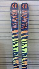 New listing Used Armada Arv 106,172Cm W/Salomon Warden 11 Adjustable Bindings