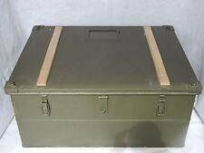 Ex Army Military Large Aluminium Transport Case Storage Transit Container