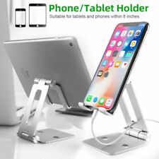 Cell Phone Tablet Switch Stand Aluminum Desk Table Holder Cradle Dock For iPhone