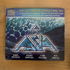 ASIA IN CONCERT CD + DVD Classic Rock Productions