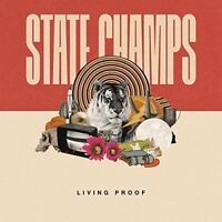 State Champs - Living Proof [CD]