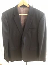 DKNY Black Two Piece Suit