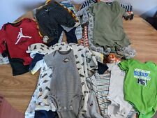 Boys Baby Clothes Lot 6-9 Month 9-12 Month 12 Month