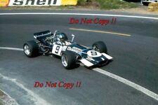 Jetée courage Frank Williams Brabham bt26a FRENCH GRAND PRIX 1969 PHOTO Graph 1