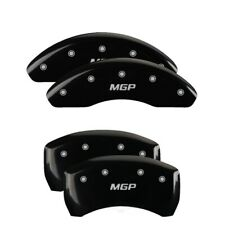 Disc Brake Caliper Cover-1 MGP Caliper Covers 19005SMGPBK