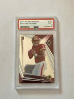 2019 Panini Phoenix Dwayne Haskins #103 RC PSA 9 MINT Washington Redskins