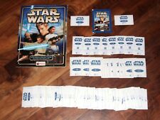 Star Wars Episode 2 Attack of The Clones Complete Loose Merlin Album,stickers &