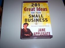 201 Great Ideas for your Small Business-hardback book