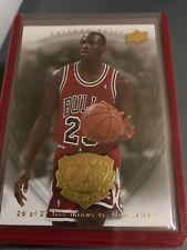 Michael Jordan LEGACY 1992 NBA MVP 26 OF 27 FREE THROWS VS NEW JERSEY