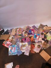 More details for vintage 70s gallery five greeting cards mixed valentines christmas greetings