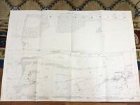 1915 Mappa Antica Di Surrey Wanborough Puttenham Casa Contee