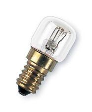 25w Crompton Branded Oven Lamp / Cooker Light Bulbs 240v SES E14 300 Degree