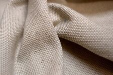 Neutral Linen Cotton Textured Upholstery 52671 Natural Fabric