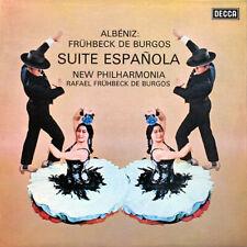Albeniz - Suite Espanola++Speakers Corner Decca SXL 6355++180g+++NEU