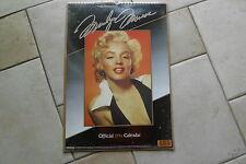 Marilyn Monroe  Kalender 1994 - ovp in Folie - 42,5 x 29,5 cm Posterkalender