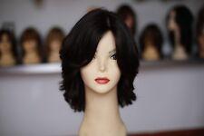 "KOSHER BY YAFFA WIGS 100% EUROPEAN VIRGIN HUMAN HAIR 15"" LONG STYLED BY DESIGNER"